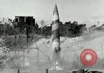 Image of German A-4 missile Peenemunde Germany, 1943, second 3 stock footage video 65675077616