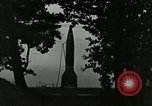 Image of German A-4 missile Peenemunde Germany, 1943, second 6 stock footage video 65675077617