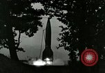 Image of German A-4 missile Peenemunde Germany, 1943, second 8 stock footage video 65675077617