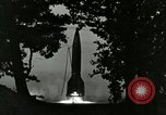 Image of German A-4 missile Peenemunde Germany, 1943, second 10 stock footage video 65675077617