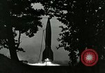 Image of German A-4 missile Peenemunde Germany, 1943, second 11 stock footage video 65675077617