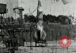 Image of German A-4 missile Peenemunde Germany, 1944, second 1 stock footage video 65675077619