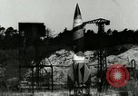 Image of German A-4 missile Peenemunde Germany, 1944, second 4 stock footage video 65675077620