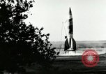 Image of German A-4 missile Peenemunde Germany, 1944, second 4 stock footage video 65675077622