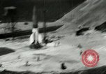 Image of German A-4 missile Peenemunde Germany, 1944, second 1 stock footage video 65675077626