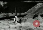 Image of German A-4 missile Peenemunde Germany, 1944, second 2 stock footage video 65675077626