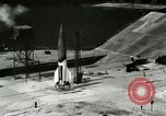 Image of German A-4 missile Peenemunde Germany, 1944, second 3 stock footage video 65675077626