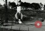 Image of German A-4 missile Peenemunde Germany, 1944, second 3 stock footage video 65675077630