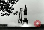 Image of German A-4 missile Peenemunde Germany, 1944, second 3 stock footage video 65675077642