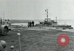 Image of German A-4 missile Greifswalder Oie Germany, 1944, second 7 stock footage video 65675077650