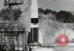 Image of German A-4 missile Peenemunde Germany, 1944, second 11 stock footage video 65675077664