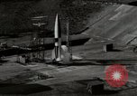 Image of German A-4 missile Peenemunde Germany, 1944, second 3 stock footage video 65675077668