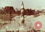 Image of German V-2 rocket Peenemunde Germany, 1944, second 2 stock footage video 65675077669
