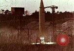 Image of German V-2 rocket crash Peenemunde Germany, 1944, second 1 stock footage video 65675077674