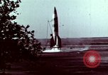 Image of German V-2 rocket Peenemunde Germany, 1944, second 4 stock footage video 65675077679