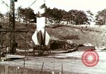 Image of German V-2 rocket Peenemunde Germany, 1944, second 1 stock footage video 65675077680