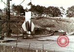 Image of German V-2 rocket Peenemunde Germany, 1944, second 2 stock footage video 65675077680