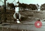 Image of German V-2 rocket Peenemunde Germany, 1944, second 3 stock footage video 65675077680