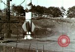 Image of German V-2 rocket Peenemunde Germany, 1944, second 4 stock footage video 65675077680