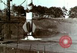 Image of German V-2 rocket Peenemunde Germany, 1944, second 5 stock footage video 65675077680