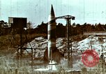 Image of German V-2 rocket Peenemunde Germany, 1944, second 3 stock footage video 65675077681