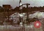 Image of German V-2 rocket Peenemunde Germany, 1944, second 2 stock footage video 65675077682