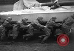 Image of German explosive boat Germany, 1945, second 12 stock footage video 65675077688