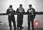 Image of remote controlled explosive boat Germany, 1945, second 1 stock footage video 65675077689
