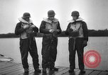 Image of remote controlled explosive boat Germany, 1945, second 2 stock footage video 65675077689