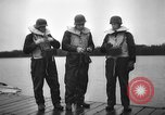 Image of remote controlled explosive boat Germany, 1945, second 3 stock footage video 65675077689