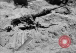 Image of machine gun Solomon Islands, 1945, second 1 stock footage video 65675077698