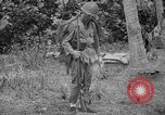Image of Japanese rifle Solomon Islands, 1945, second 1 stock footage video 65675077700