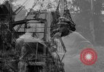 Image of food crates Solomon Islands, 1945, second 1 stock footage video 65675077702