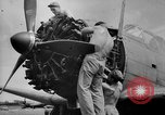 Image of P-40 aircraft Solomon Islands, 1945, second 7 stock footage video 65675077703