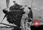 Image of P-40 aircraft Solomon Islands, 1945, second 8 stock footage video 65675077703