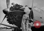 Image of P-40 aircraft Solomon Islands, 1945, second 9 stock footage video 65675077703