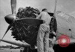 Image of P-40 aircraft Solomon Islands, 1945, second 10 stock footage video 65675077703