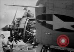 Image of P-40 aircraft Solomon Islands, 1945, second 11 stock footage video 65675077703