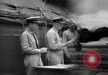 Image of Admiral Nimitz Solomon Islands, 1945, second 1 stock footage video 65675077707