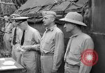 Image of Admiral Nimitz Solomon Islands, 1945, second 4 stock footage video 65675077707