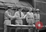 Image of Admiral Nimitz Solomon Islands, 1945, second 8 stock footage video 65675077707
