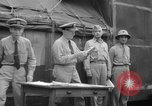 Image of Admiral Nimitz Solomon Islands, 1945, second 9 stock footage video 65675077707