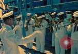 Image of USS Independence Mediterranean Sea, 1963, second 11 stock footage video 65675077713
