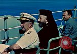 Image of USS Independence Mediterranean Sea, 1963, second 12 stock footage video 65675077714