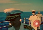 Image of USS Independence Mediterranean Sea, 1963, second 8 stock footage video 65675077716