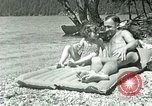 Image of Eva Braun's friends Berchtesgaden Germany, 1940, second 2 stock footage video 65675077722