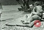 Image of Eva Braun's friends Berchtesgaden Germany, 1940, second 6 stock footage video 65675077722