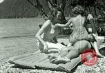 Image of Eva Braun's friends Berchtesgaden Germany, 1940, second 9 stock footage video 65675077722
