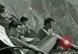 Image of Eva Braun's friends Berchtesgaden Germany, 1940, second 7 stock footage video 65675077723