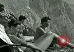 Image of Eva Braun's friends Berchtesgaden Germany, 1940, second 8 stock footage video 65675077723